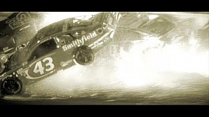 The road back for Aric Almirola hasn't been easy