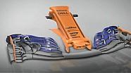 ANÁLISE 3D: O que esperar do novo bico da McLaren