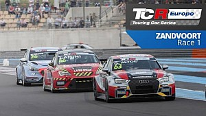 LIVE - TCR Europe - Zandvoort - Course 1