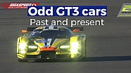 Odd GT3 cars