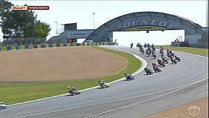 FIM CEV Moto 3 - Rd. 3 Le Mans Highlights