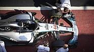 Das F1-Entwicklungsrennen