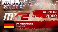 Olsen, Vlaanderen y Beaton pasan a Zanotti - MXGP de Alemania