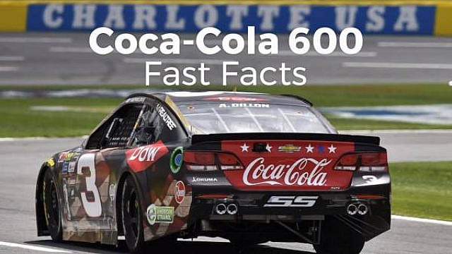 Fast Facts: Coca-Cola 600