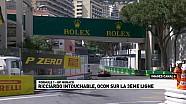 Le résumé des qualifs du GP de Monaco