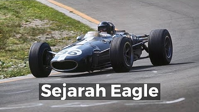 Sejarah Eagle | Racing Stories