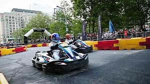 Alonso et Vandoorne s'amusent en karting