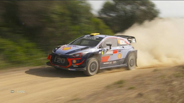 WRC Rally Italia Sardegna - Highlights Giorno 3