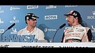 Nathanaël Berthon Road to Le Mans - Épisode 10