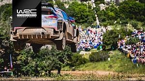 Rallye de Sardaigne - Spéciales 13-16