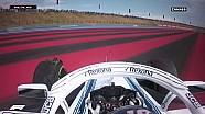 Crevaison de Lance Stroll au GP de France
