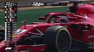Superbe victoire de Vettel