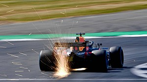 "British GP: ""The bumps affected Red Bull proportionally more…."""