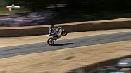 Bike parade at Goodwood Festival of Speed
